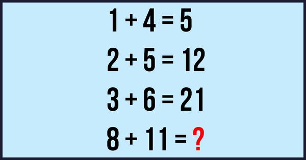 ამ IQ ტესტის გავლა 1000 მომხმარებლიდან მხოლოდ ერთმა შეძლო – თქვენ გამოგივათ?